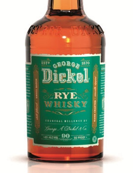 george dickel rye whisky