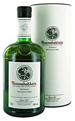 bunnahabhain toiteach scotch whisky