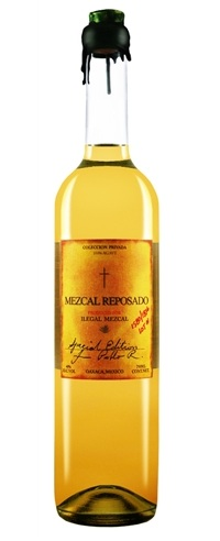 ilegal reposado mezcal