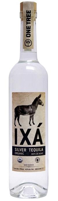 Ixa Organic Silver Tequila