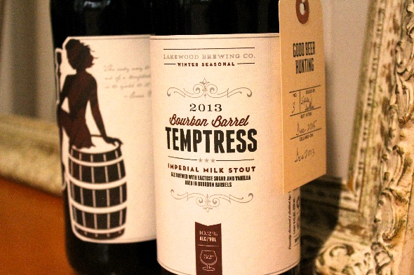 lakewood bourbon barrel temptress