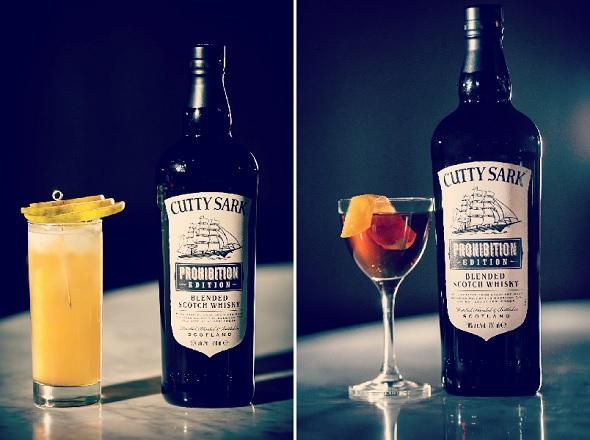 cutty sark scotch cocktails