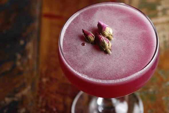 Desert Rose cocktail