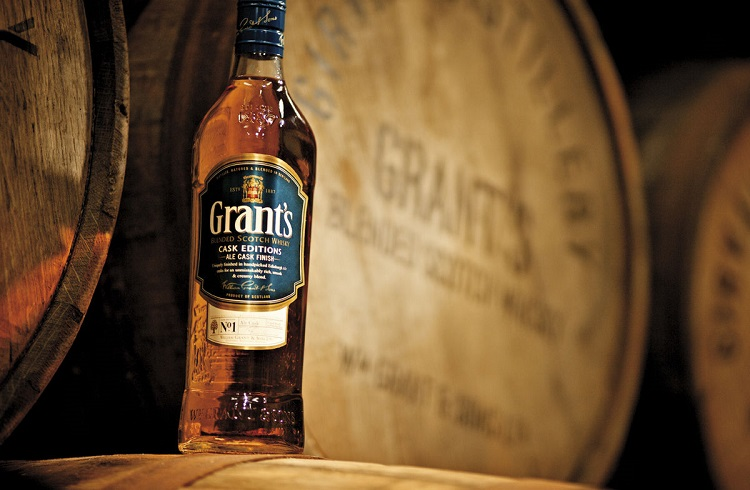 Grant's Ale Cask Finish Whisky