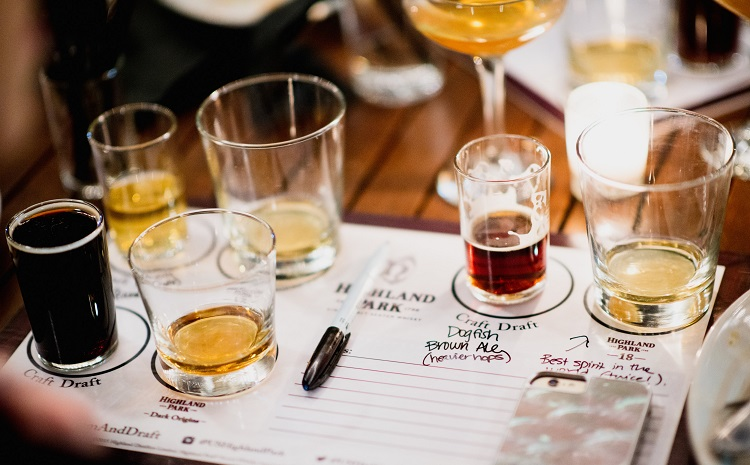 scotch and beer pairings