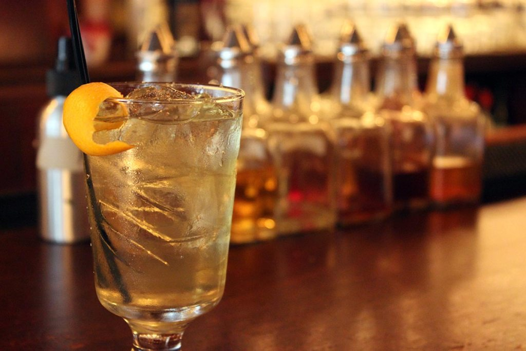 clarified milk punch 15 romolo