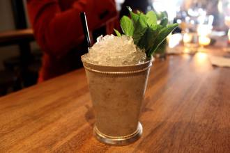 best bourbon under $40 mint julep