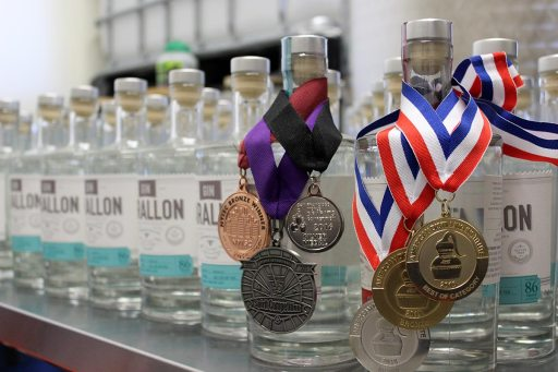 Gin Farallon and the Science of Tinkering