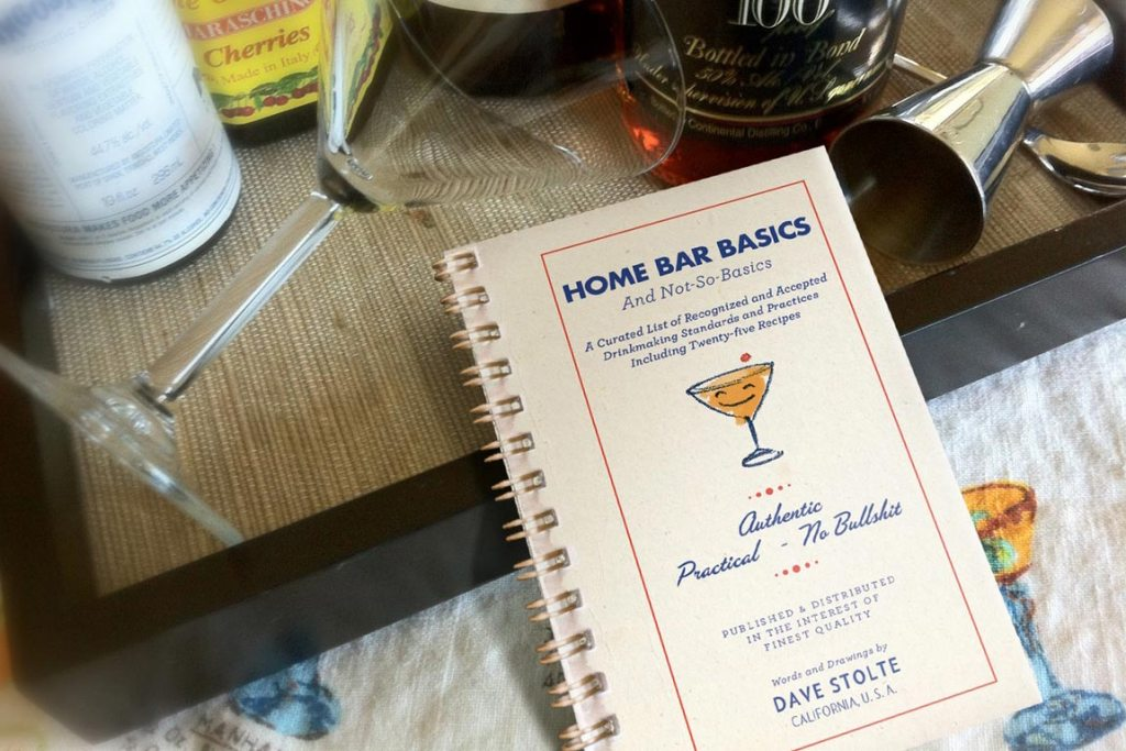 dave stolte home bar basics
