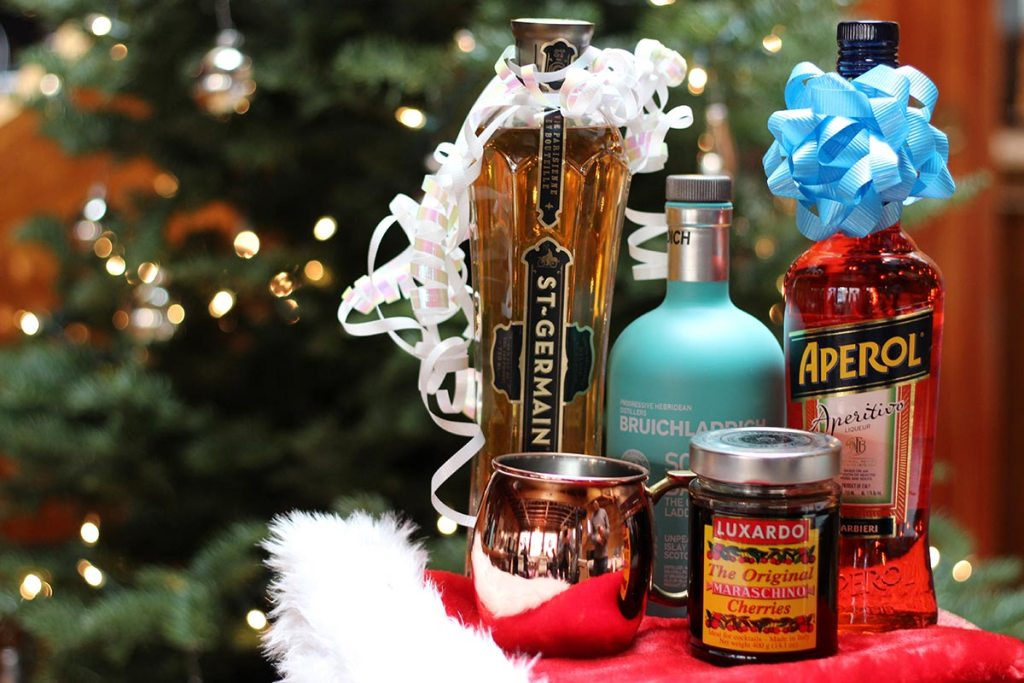 26 Boozy Holiday Gift Ideas