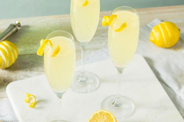 20 Champagne Cocktails to Ring in the New Year
