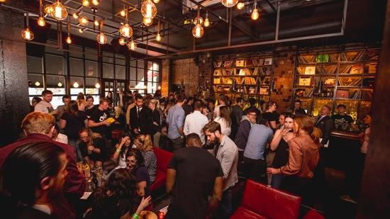 old street records bar london