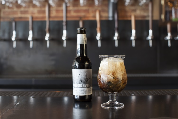 White Russian and Milk Stout