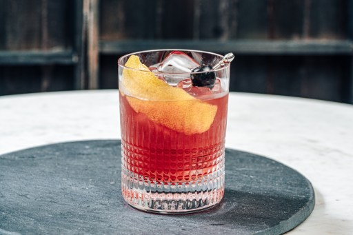 Friday Bevvy: The Cherry Smash