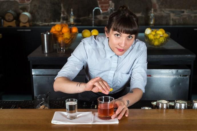 bartender ezra star