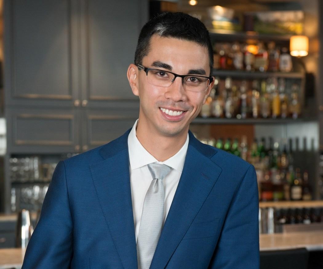 bartender Jared Sadoian