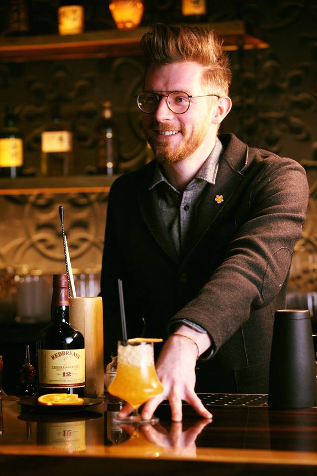 bartender Will Thompson