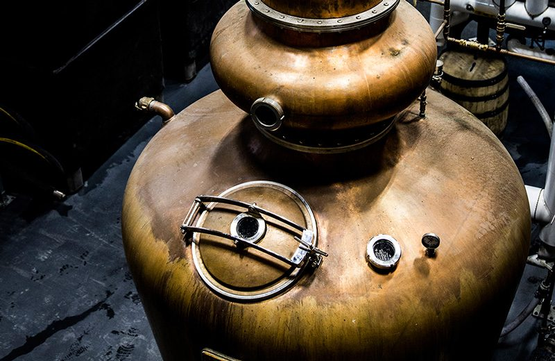 WhistlePig Whiskey Still