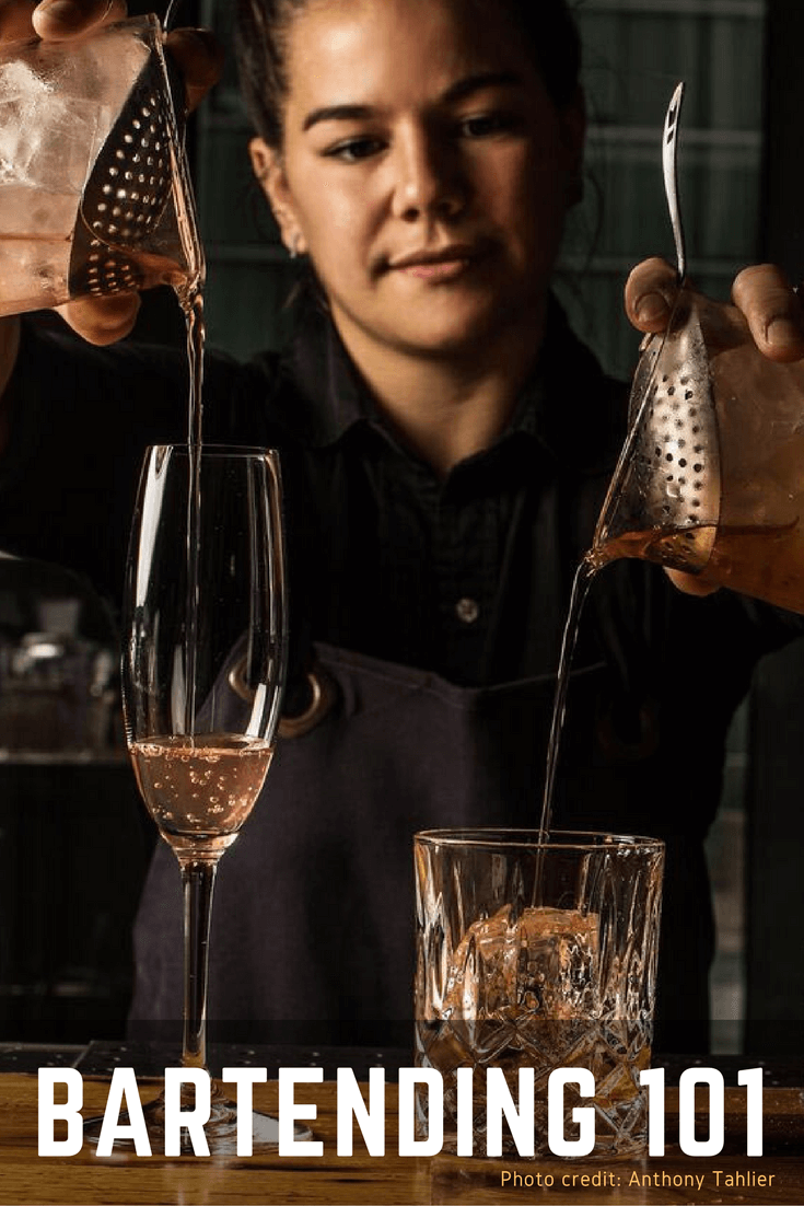 Intro to Bartending   Bevvy