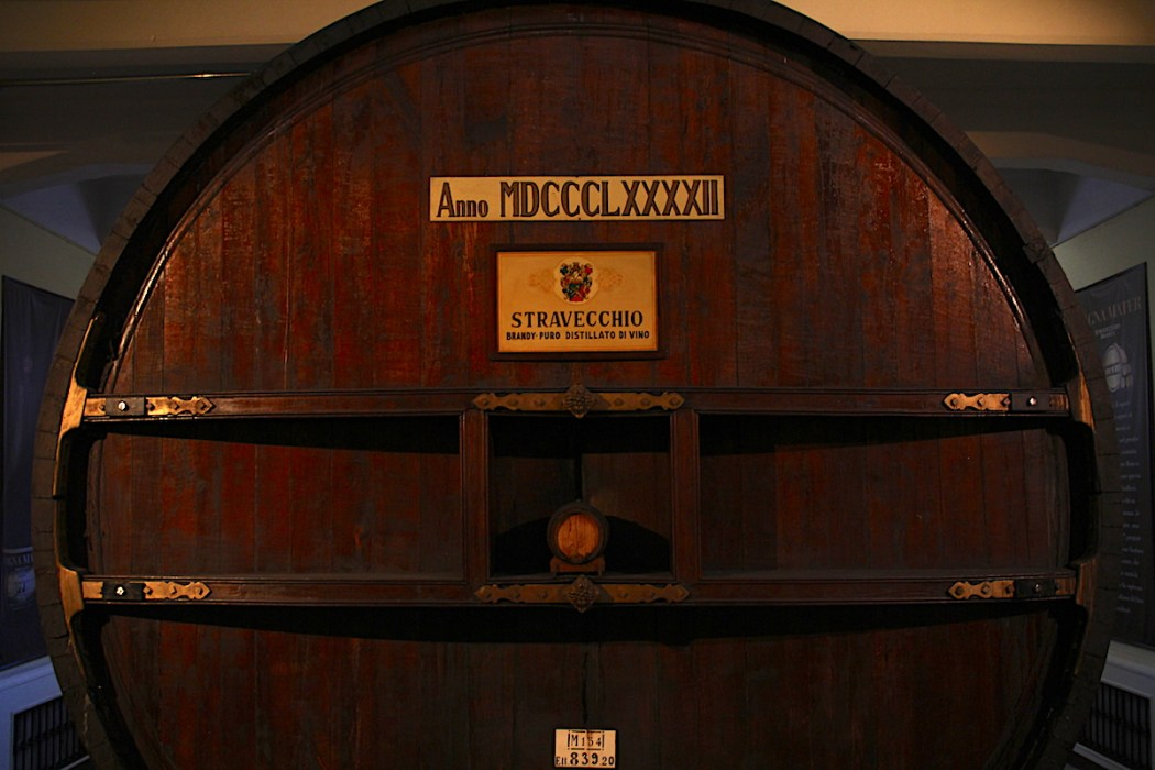 big mother fernet barrel