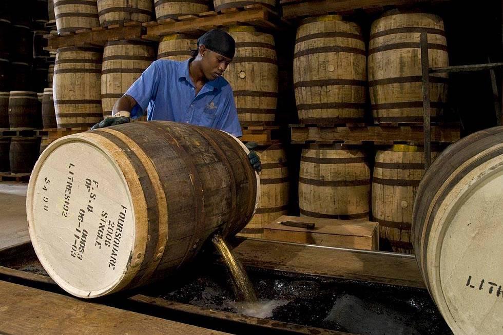 Foursquare Rum Distillery