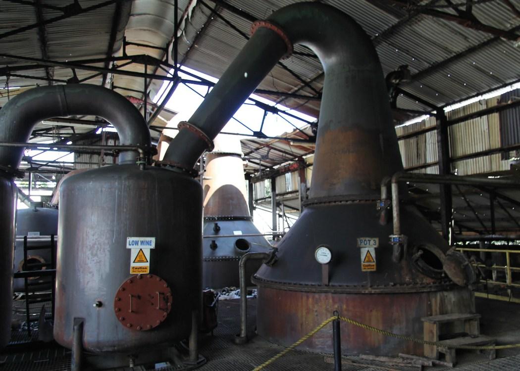 Hampden Estate Distillery