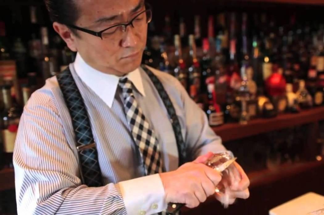 bartender hidetsugu ueno