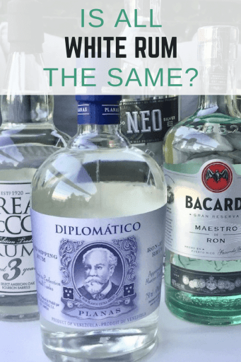A typical perception of white rum is that it's light in character without a lot of pronounced flavor. Lift your eyes from the bottom shelf, however, and you'll find white rums bursting with flavor and personality. Read more about the subtle differences between different white rums.