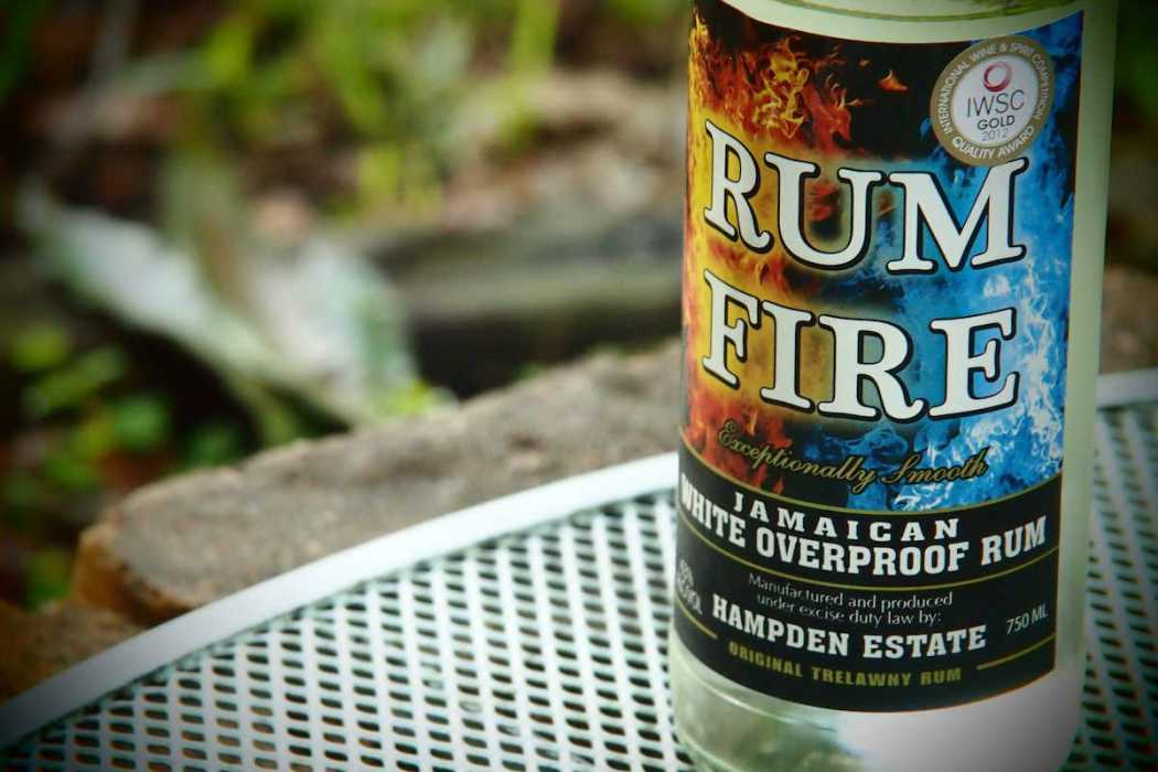 Rum Fire