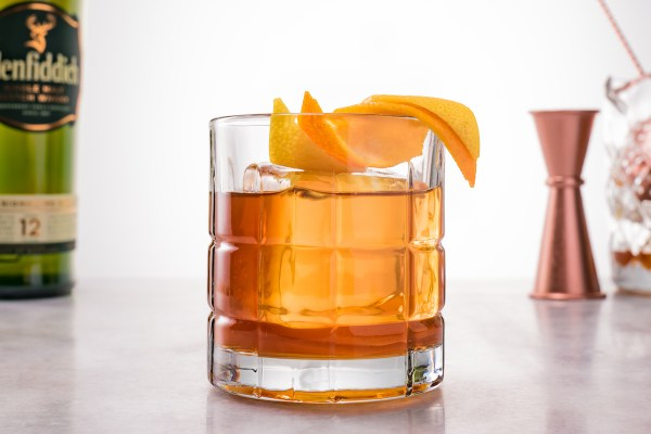 Featured Bevvy: the Scotch-Spiked Spooky Neighbor