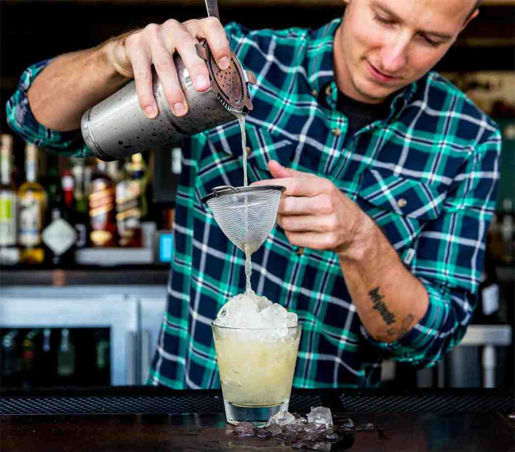 Denver Bartender Chris Burmeister