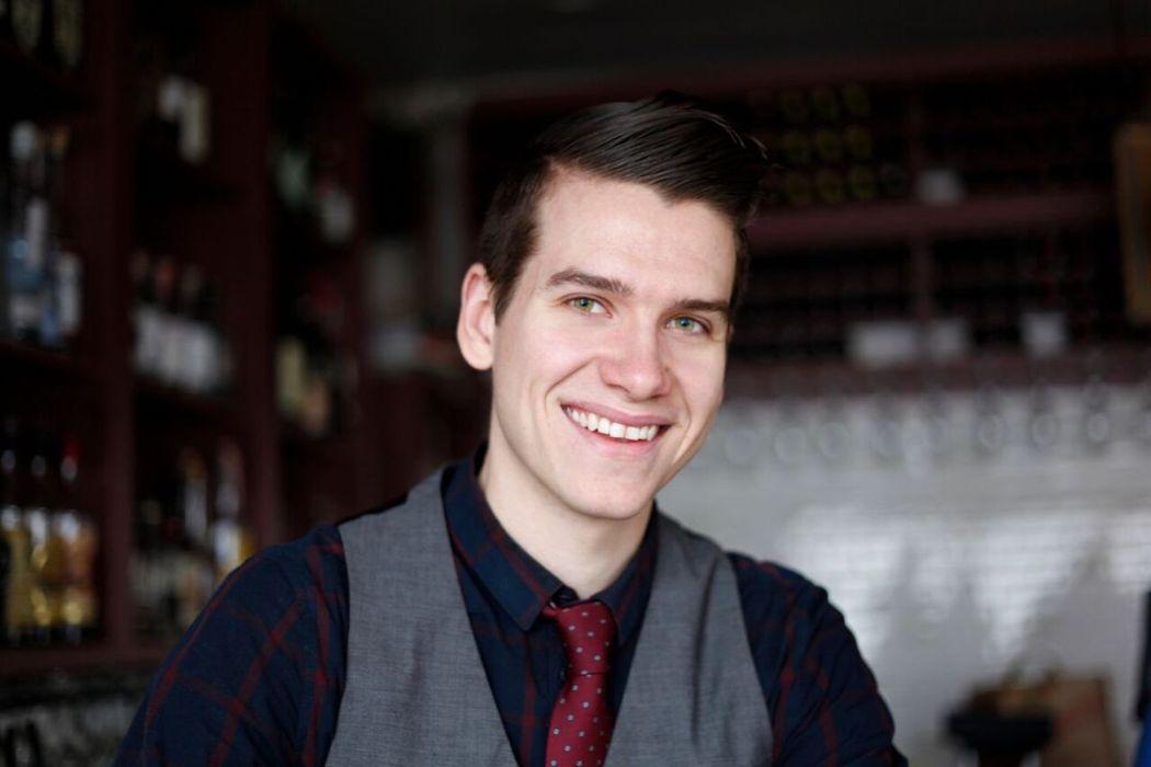 Denver Bartender Jon Feuersanger