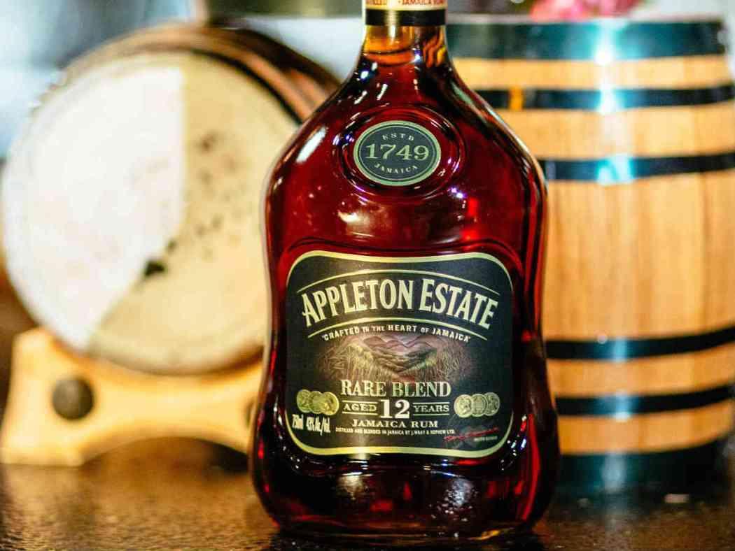 appleton estate rare blend
