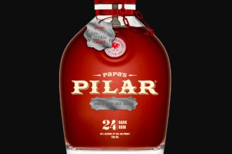 Papa's Pilar Sherry Cask Finish Rum