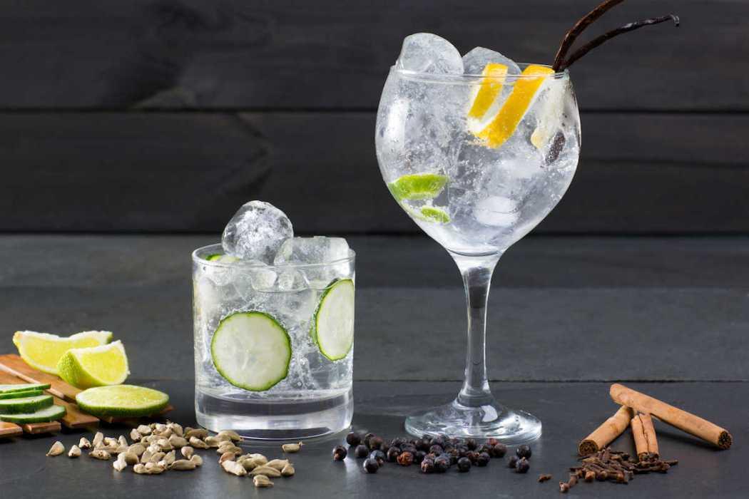 gin botanicals