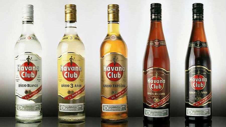 havana club rums