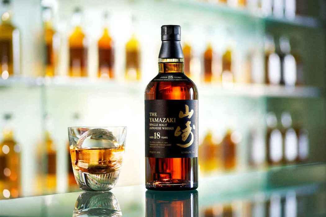 yamazaki 18 japanese whisky