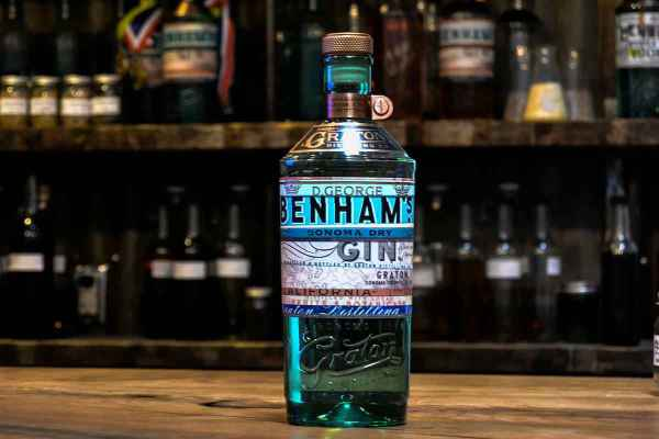 D. George Benham's Sonoma Dry Gin Review