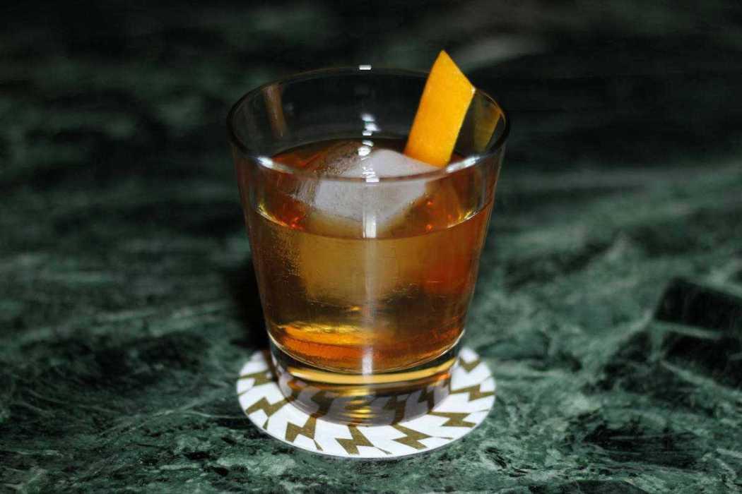 Applejack Old Fashioned