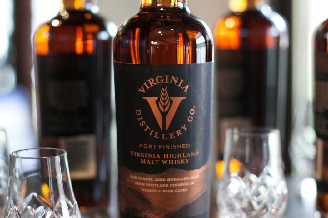 Virginia Distillery Company highland whisky