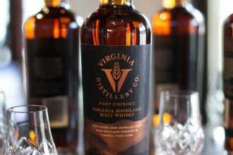 Virginia Distillery Company highland whisky