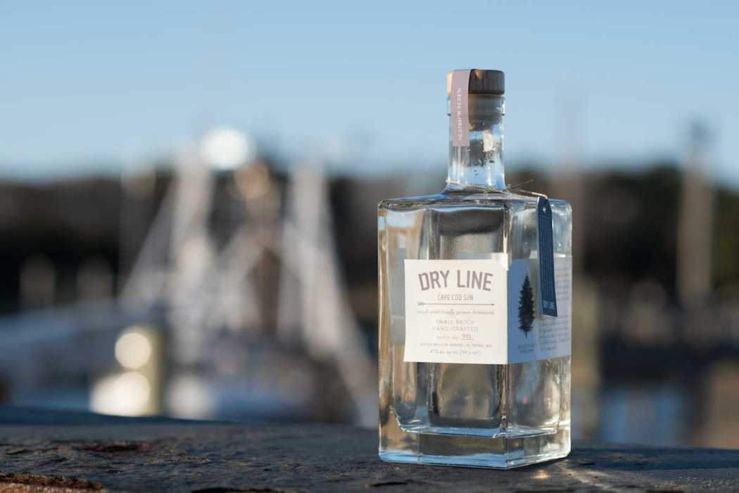 Dry Line Cape Cod Gin