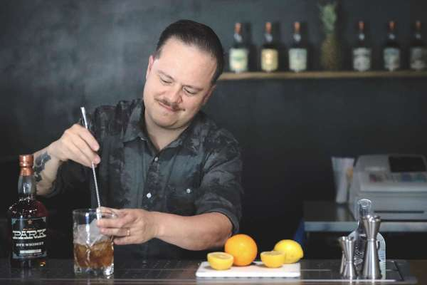 Catching Up With Erick Castro, Bartender at Large