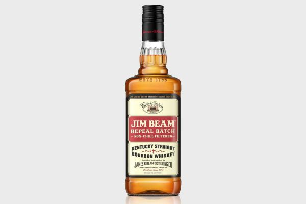 Jim Beam Repeal Batch Bourbon Review
