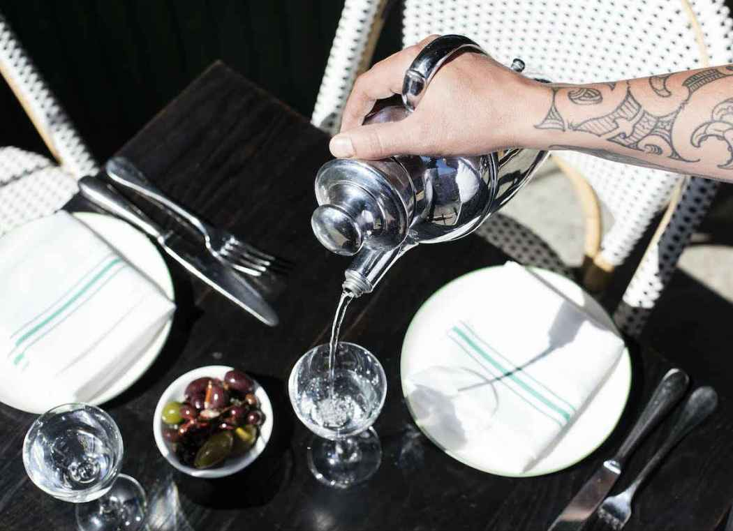Dante Tableside Martinis