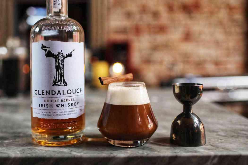 Glenalough Irish Whiskey Cocktail