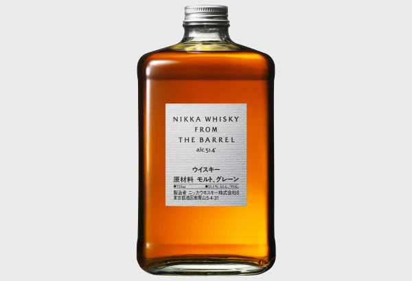 Nikka From The Barrel Japanese Whisky Review