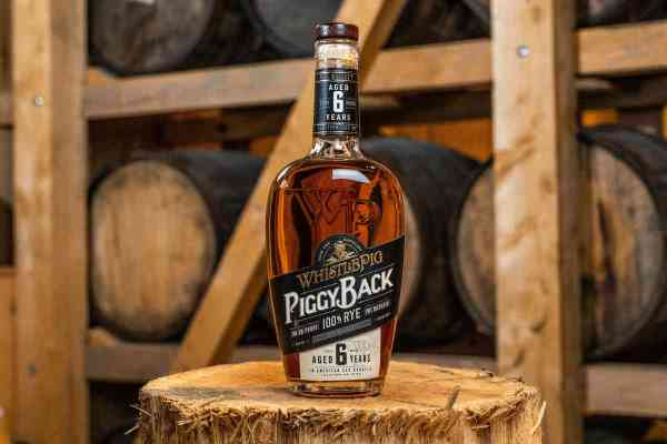 WhistlePig PiggyBack Rye Rides to Market on the Shoulders of a Legend