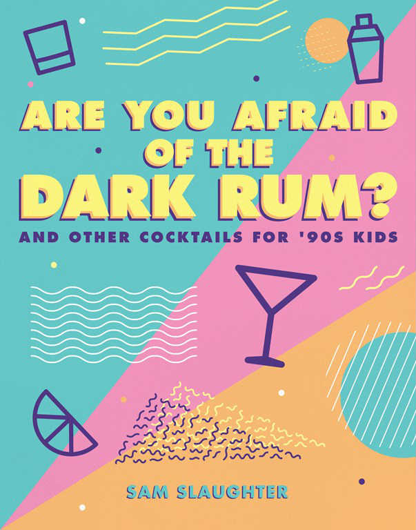 Are You Afraid of the Dark Rum Book