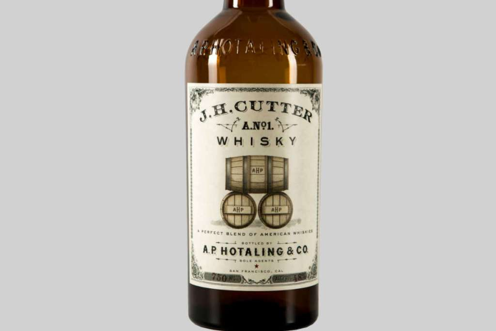 JH Cutter Whisky Review